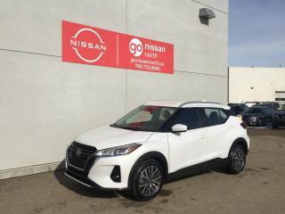 New 2021 Nissan Kicks BLIND SPOT/LANE WARNING/REAR TRAFFIC ALERT/PUSH START/REMOTE START for sale in Edmonton, AB