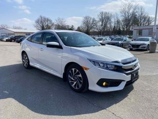 Used 2017 Honda Civic Sedan EX 4dr FWD Sedan for sale in Brantford, ON