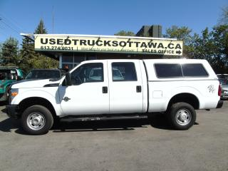 Used 2015 Ford F-350 6.7 L Powerstroke Turbo Diesel 4x4 for sale in Ottawa, ON