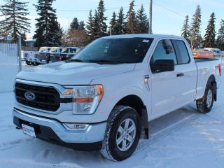 New 2021 Ford F-150 XLT | 4x4 | Hitch | 3.3L Engine | 17