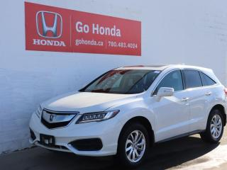 Used 2017 Acura RDX LEATHER AWD for sale in Edmonton, AB