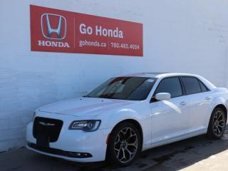 Used 2015 Chrysler 300 300S LEATHER V6 SUNROOF NAVI for sale in Edmonton, AB