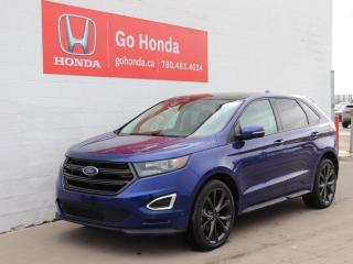 Used 2015 Ford Edge SPORT, LOADED, SUNROOF, LEATHER, NAVIGATION for sale in Edmonton, AB