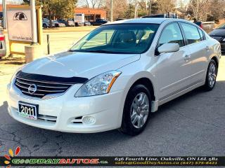 Used 2011 Nissan Altima 2.5 S|NO ACCIDENT|PUSH START|WARRANTY|CERTIFIED for sale in Oakville, ON