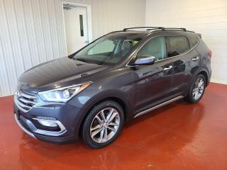 Used 2017 Hyundai Santa Fe Sport SE SPORT AWD for sale in Pembroke, ON