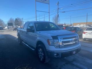 Used 2014 Ford F-150 XLT Super Crew! 4X4 $170 Bi-Weekly! for sale in Truro, NS