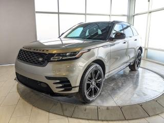 Used 2020 Land Rover Range Rover Velar EX-COURTESY VEHICLE! for sale in Edmonton, AB