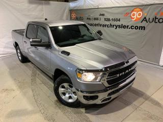 New 2021 RAM 1500 Big Horn for sale in Peace River, AB
