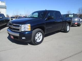 Used 2007 Chevrolet Silverado 1500 LT for sale in Hamilton, ON