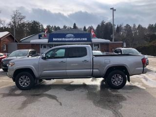 Used 2018 Toyota Tacoma SR5 for sale in Flesherton, ON