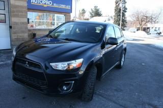 Used 2014 Mitsubishi RVR SE for sale in Nepean, ON