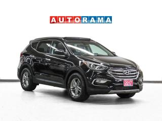 Used 2017 Hyundai Santa Fe Sport Sport AWD Leather Panoramic Sunroof Backup Camera for sale in Toronto, ON