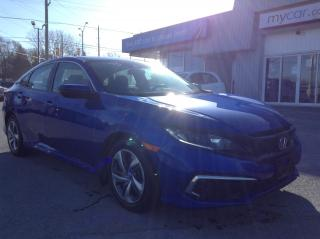 Used 2019 Honda Civic LX HEATED SEATS, BACKUP CAM, MYCAR POWERBUY!! for sale in Kingston, ON