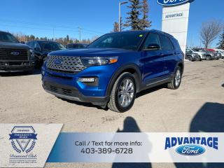 Used 2020 Ford Explorer Limited Loaded for sale in Calgary, AB