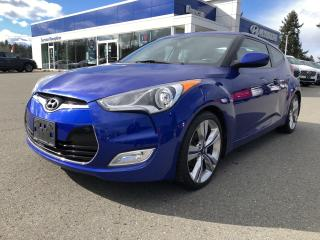 Used 2013 Hyundai Veloster w/Tech for sale in Duncan, BC