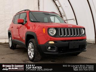 Used 2015 Jeep Renegade North COLD WEATHER GROUP, TRAILER TOW GROUP, 5.0 TOUCHSCREEN for sale in Ottawa, ON