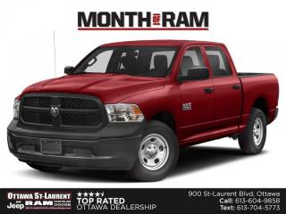 New 2021 RAM 1500 Classic Tradesman for sale in Ottawa, ON