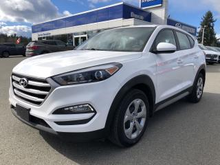 Used 2018 Hyundai Tucson Base for sale in Duncan, BC