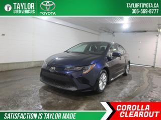 Used 2020 Toyota Corolla LE for sale in Regina, SK