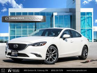 Used 2017 Mazda MAZDA6 GT for sale in Cobourg, ON