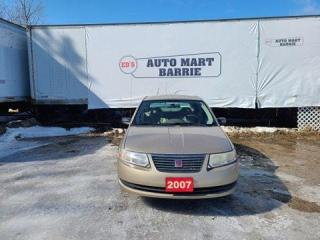 Used 2007 Saturn Ion ION.2 Midlevel for sale in Barrie, ON