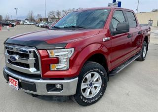 Used 2015 Ford F-150 for sale in Chatham, ON