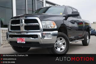 Used 2017 RAM 2500 2500 SLT DIESEL - REMOTE START - NO ACCIDENTS for sale in Chatham, ON