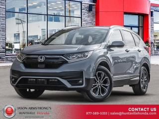 New 2021 Honda CR-V EX-L for sale in Huntsville, ON