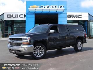 Used 2017 Chevrolet Silverado 1500 LT LEATHER | TRUE NORTH EDITION | for sale in Burlington, ON