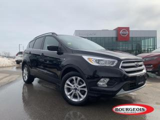 Used 2018 Ford Escape SEL SUNROOF, NAVIGATION, DUAL CLIMAE ZONE for sale in Midland, ON