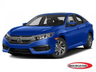 Used 2016 Honda Civic EX for sale in Midland, ON