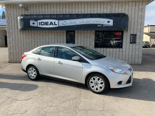 Used 2013 Ford Focus SE for sale in Mount Brydges, ON