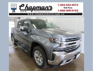 New 2021 Chevrolet Silverado 1500 LTZ Remote Start, Heated & Ventilated Front Seats, HD Rear Vision Camera for sale in Killarney, MB