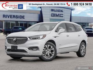 New 2021 Buick Enclave Avenir for sale in Prescott, ON