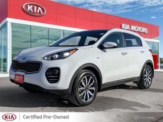 Used 2017 Kia Sportage EX Premium for sale in Owen Sound, ON