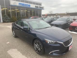 Used 2017 Mazda MAZDA6 GT for sale in Sarnia, ON