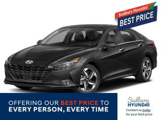 New 2021 Hyundai Elantra N LINE for sale in Sudbury, ON