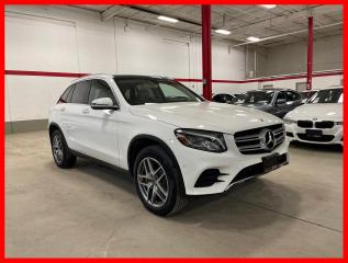 Used 2018 Mercedes-Benz GL-Class GLC300 4MATIC PREMIUM SPORT LED for sale in Vaughan, ON