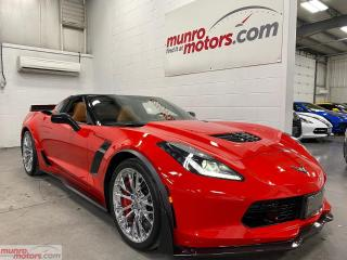 Used 2018 Chevrolet Corvette 2dr Z06 Z07 Cpe w-2LZ Completed PPF wrapped LowKm for sale in St. George, ON