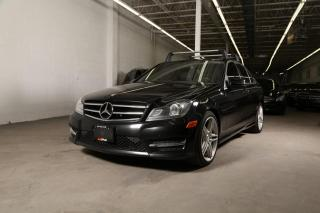 Used 2014 Mercedes-Benz C-Class 4dr Sdn C 350 4MATIC for sale in North York, ON