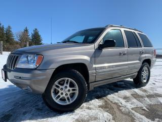Used 1999 Jeep Grand Cherokee Limited for sale in Guelph, ON