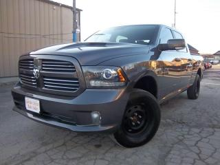 Used 2016 RAM 1500 SPORT for sale in Oshawa, ON