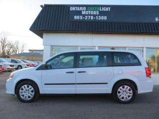 Used 2017 Dodge Grand Caravan 7 PASSENGERS, CERTIFIED, SUPER CLEAN, 1 OWNER for sale in Mississauga, ON