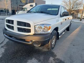 Used 2008 Dodge Ram 2500 ST for sale in North York, ON