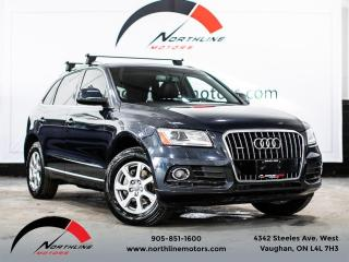 Used 2013 Audi Q5 2.0T Quattro/Navigation/Pano Roof/Leather for sale in Vaughan, ON