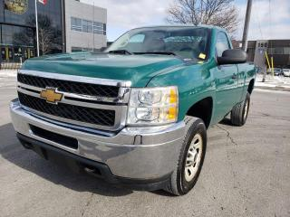 Used 2012 Chevrolet Silverado 2500 WT for sale in North York, ON
