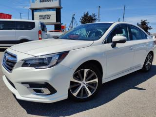 Used 2018 Subaru Legacy LIMITED for sale in Ottawa, ON