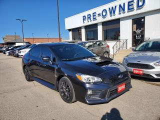 Used 2018 Subaru WRX Base for sale in Brantford, ON