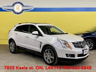Used 2012 Cadillac SRX Premium AWD, Navi, Pano Roof for sale in Vaughan, ON