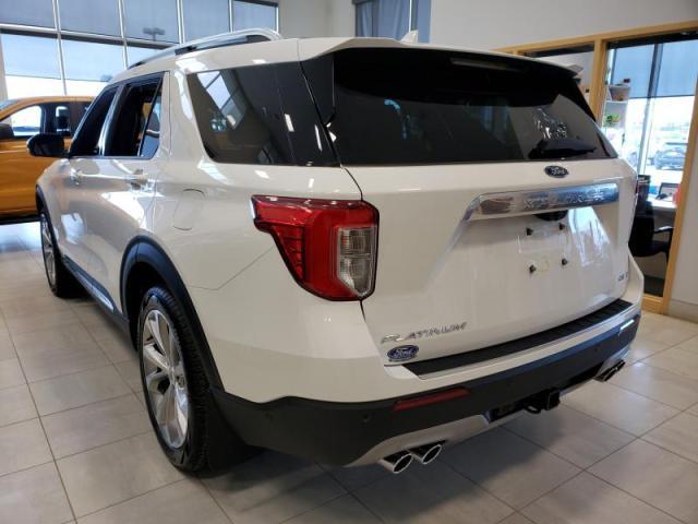 2021 Ford Explorer Platinum  - Leather Seats - $459 B/W